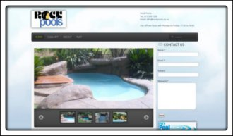 Rock Pools Website