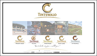 Tintswalo Lodges Website