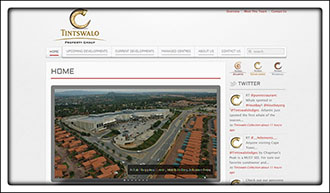 Tintswalo Property Group Website