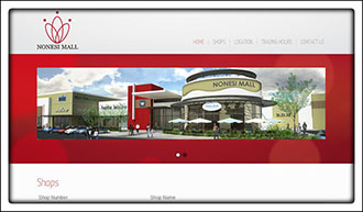 Nonesi Mall Website