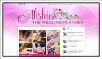 Alishia the Wedding Planner